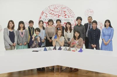 TOKYO DESIGNERS WEEK.tv リポート!