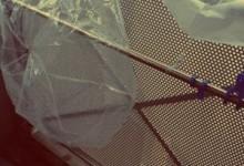 ビニール傘回収!